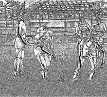 090212 112 0 pen sketch field hockey by crescenti