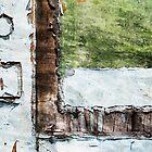 Painted door by stronart