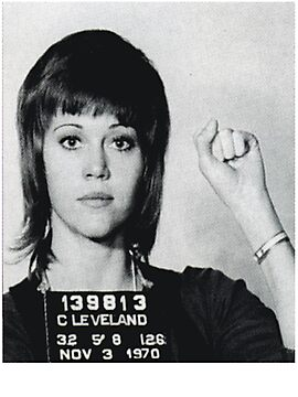 Fonda Mugshot  by BUB THE ZOMBIE
