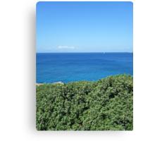 Lipsi Island Greece 4 Canvas Print