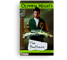 Olympia Heights: The Pantheon Canvas Print