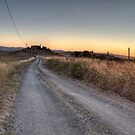 Road to Castagno by neal73