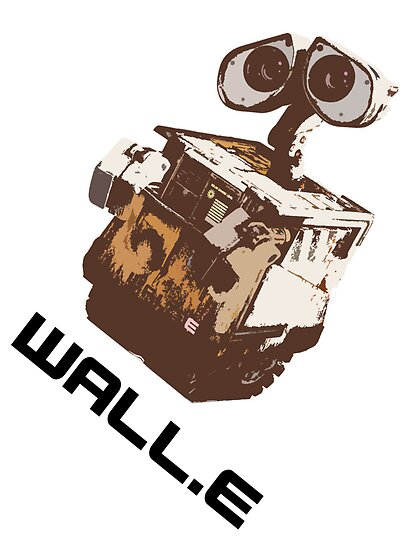Wall.E T-Shirt by Guvnor99