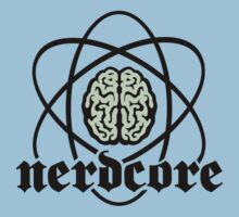 Atomic Nucleus Nerdcore Kids Clothes