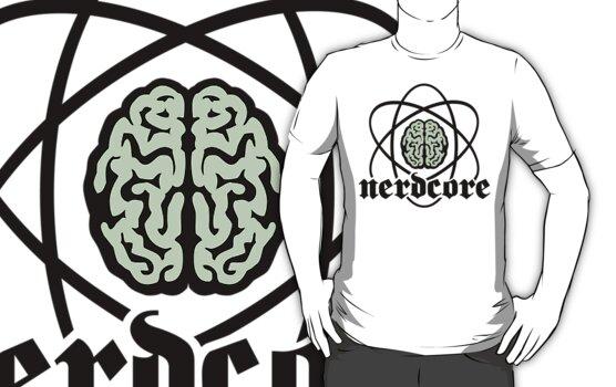 Atomic Nucleus Nerdcore by hardwear