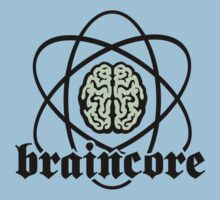 Atomic Nucleus Braincore Kids Clothes