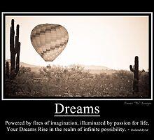 Dreams by wisdomwords