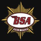 BSA Gold Star by GasGasGas