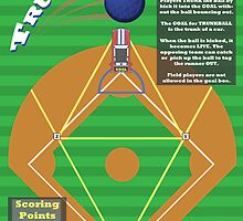 Trunkball Field by Deacon L. Bishop   dlb