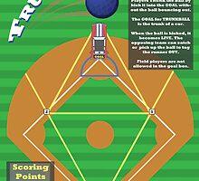 Trunkball Field by Deacon L. Bishop   dlb
