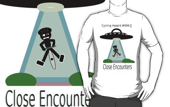 Cycling Hazards - Close encounters by Weber Consulting