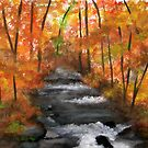 Where the River Flows by Marsha Free