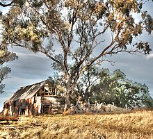 Cassilis Shack - Warm HDR by Candice84