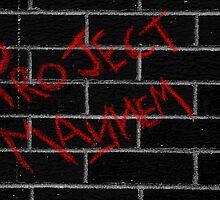 Project Mayhem by ragenation