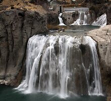 Shoshone Falls Idaho by MissMimi63