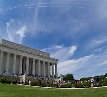Lincoln Memorial, Washington D.C by jezza323