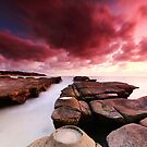 Soldiers Beach Sunrise by Arfan Habib