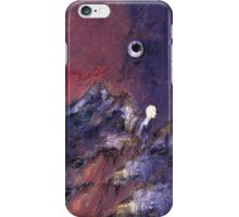 Golden Mists On High iPhone Case/Skin