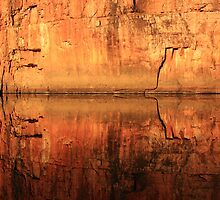 Katherine Gorge by Carol James