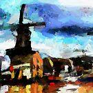 Wind Mill by DiNovici