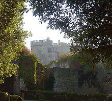 Saltwood Castle  by Antoinette B