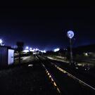 Dark Tracks by Glen  Robinson