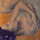 Locked in Silence by dorina costras