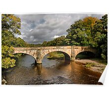Lower Hodder Bridge ,   Poster
