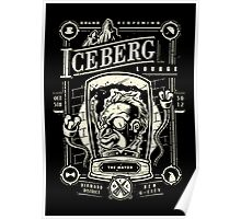The Iceberg Lounge Poster