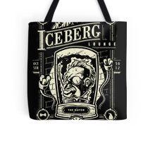 The Iceberg Lounge Tote Bag
