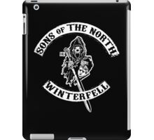 Sons of The North MC iPad Case/Skin