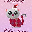Santa Kitty by JayZ99