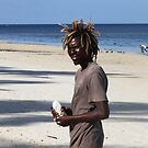 Street photo - Malindi 47 by Jenny  Riley
