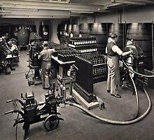 Ushers Brewery Bottling Store, Trowbridge by Trowbridge  Museum