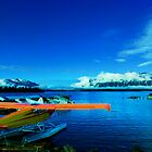 Atlin Harbour by Yukondick