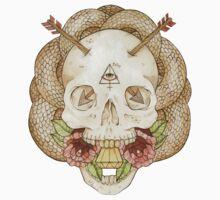 Skulls and Arrows T-Shirt