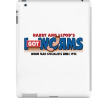 Harry & Lloyd's iPad Case/Skin