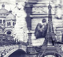 greetings from paris by lucyliu