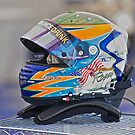 Racing Helmet 1 by DaveKoontz
