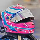 Racing Helmet 3 by DaveKoontz