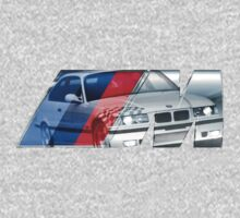 Bmw E36 M3 overlay Kids Clothes