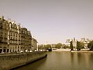 the seine by kchamula