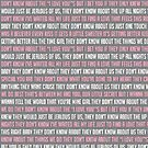 One Direction - They Don&#x27;t Know About Us lyrics by Hannah Julius