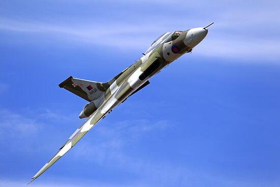 "Avro Vulcan XH558 ""Spirit of Great Britain"" by Andrew Harker"
