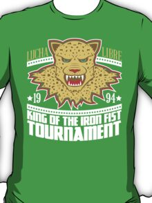 KING of the Iron Fist T-Shirt