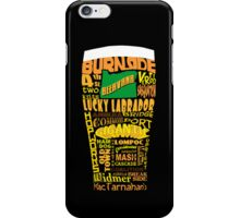 Portland Breweries iPhone Case/Skin