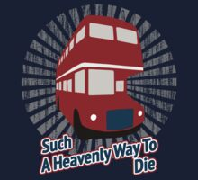 Such A Heavenly Way To Die by ecchy