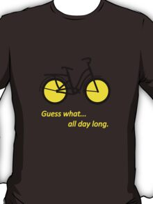 Bicycle B T-Shirt
