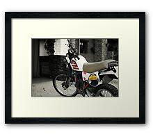 Capileira Cruiser Framed Print