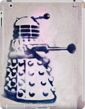 Exterminate! Dalek iPad Cover. by eyeshoot